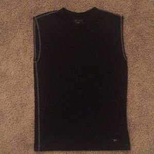 7aa1ae33f2e4c Black men s athletic tank. Black men s athletic tank.  7  20. NEW Xersion  Mens Blue Tank Top 2XL
